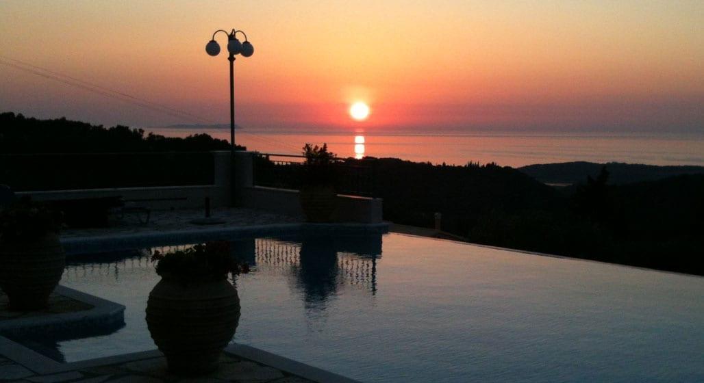 Holiday Villa Kassiopi Corfu