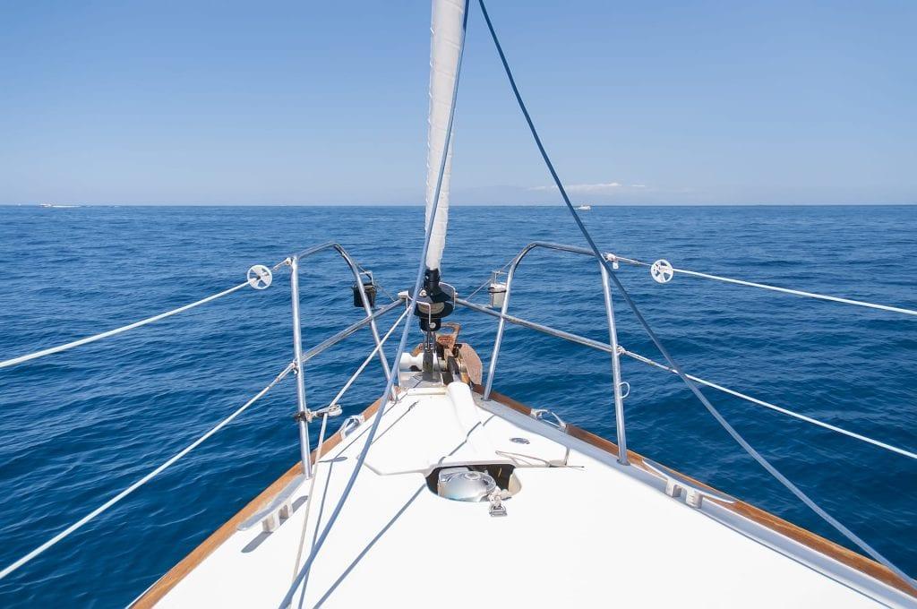 boat trip Kassiopi