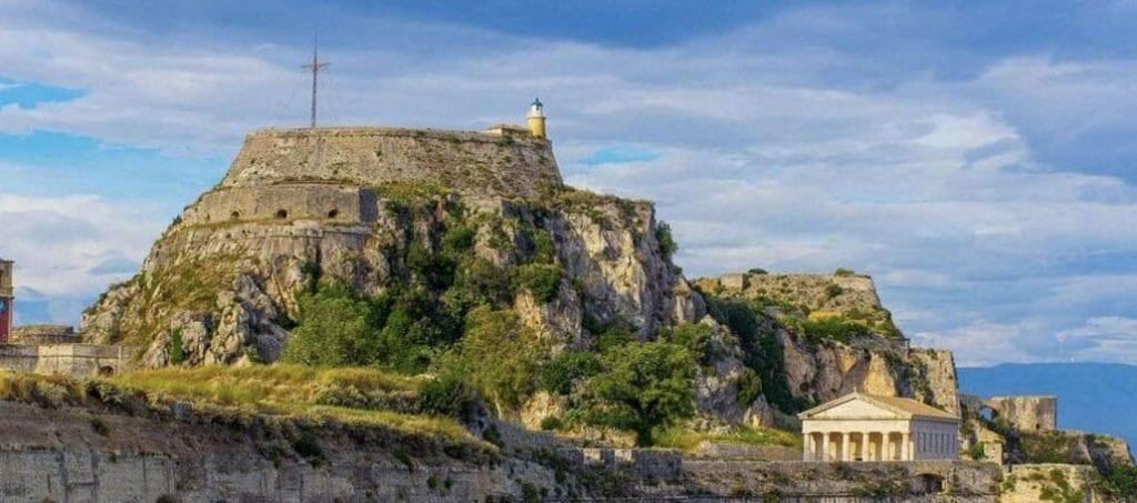 Old Fortress, Corfu, Greece