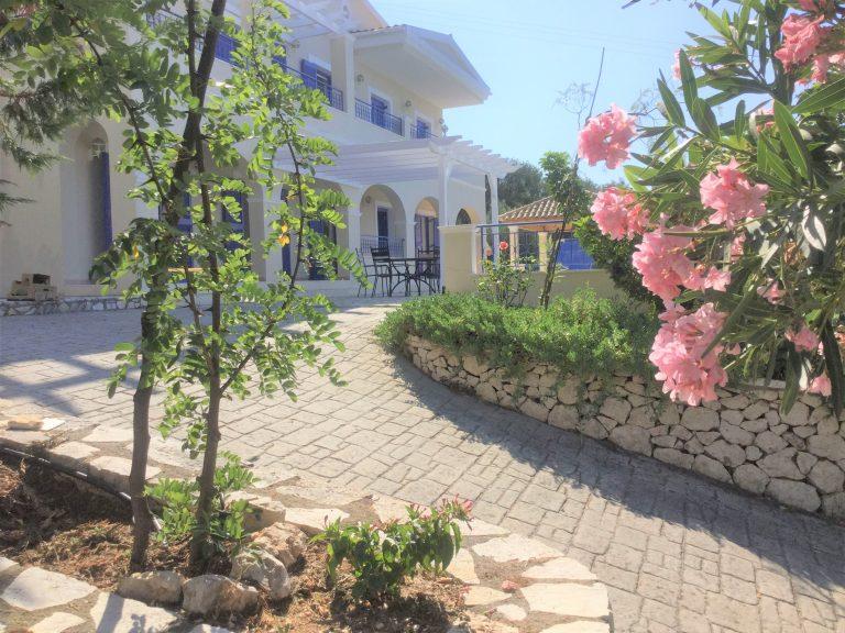 luxury villa, corfu
